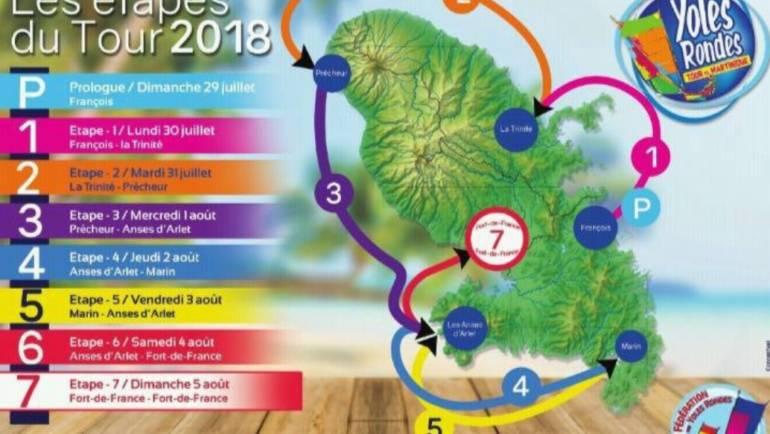 Tour des Yoles 2018