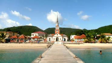 Cote ouest Martinique